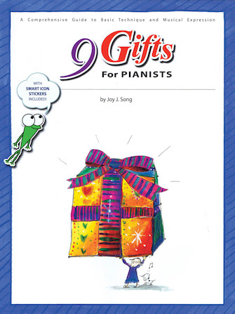 Product Cover for 9 Gifts for Pianists