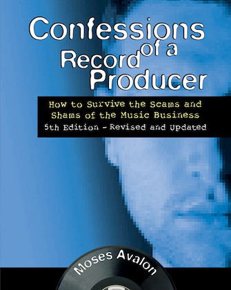 Product Cover for Confessions of a Record Producer