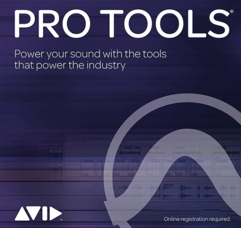 Product Cover for Pro Tools Annual Subscription (Card + iLok)