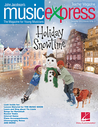 Product Cover for Holiday Snowtime Vol. 16 No. 3