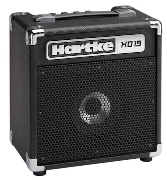 Product Cover for Hartke HD15 Bass Combo Amp