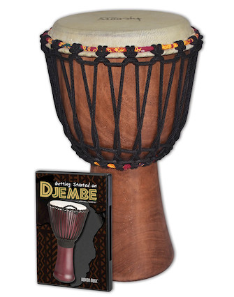 Product Cover for Djembe Instrument Starter Kit