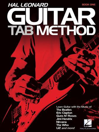 Product Cover for Hal Leonard Guitar Tab Method