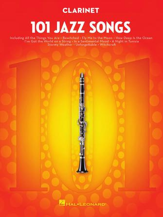 Product Cover for 101 Jazz Songs for Clarinet
