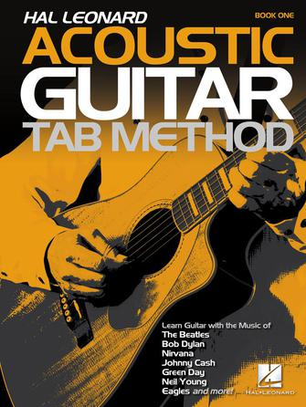 Product Cover for Hal Leonard Acoustic Guitar Tab Method – Book 1