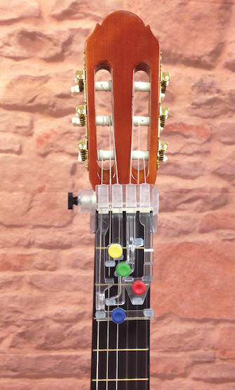 Product Cover for Chordbuddy Classical Guitar Device Only