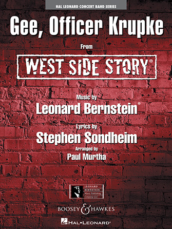 Product Cover for Gee, Officer Krupke (from West Side Story)