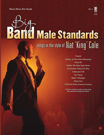 Product Cover for Big Band Male Standards – Volume 4