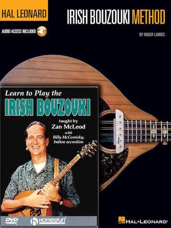 Product Cover for Irish Bouzouki Instructional Pack