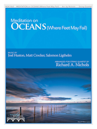 Product Cover for Meditations On Oceans
