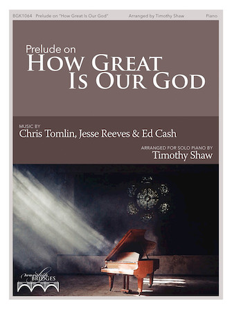 "Product Cover for Prelude on ""How Great Is Our God"""