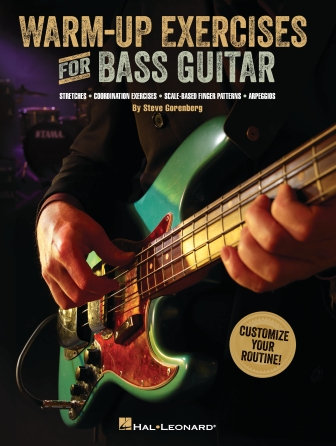 Product Cover for Warm-Up Exercises for Bass Guitar