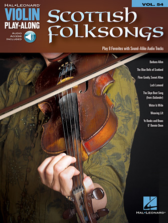Product Cover for Scottish Folksongs