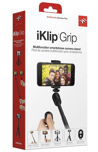Product Cover for iKlip® Grip