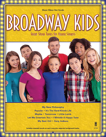Product Cover for Broadway Kids