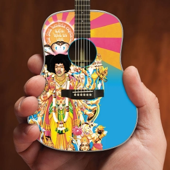 """Product Cover for Jimi Hendrix """"Axis: Bold As Love"""" Acoustic Model"""