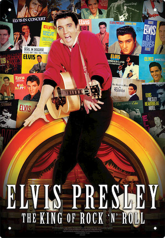 Product Cover for Elvis – Albums – Tin Sign