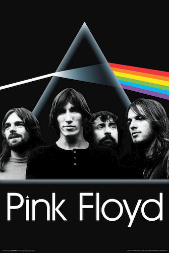 Product Cover for Pink Floyd – Dark Side Group – Wall Poster