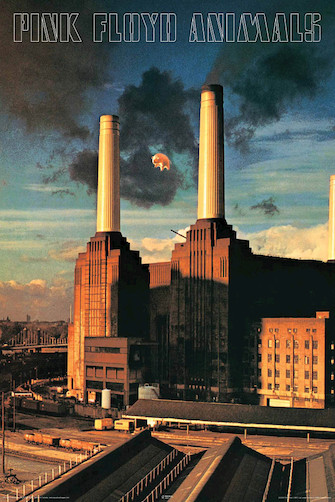 Product Cover for Pink Floyd – Animals – Wall Poster