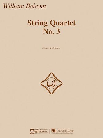 Product Cover for String Quartet No. 3