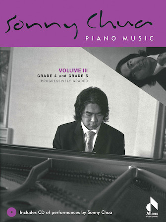 Product Cover for Sonny Chua – Piano Music: Volume III