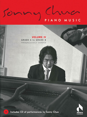 Product Cover for Sonny Chua – Piano Music: Volume IV