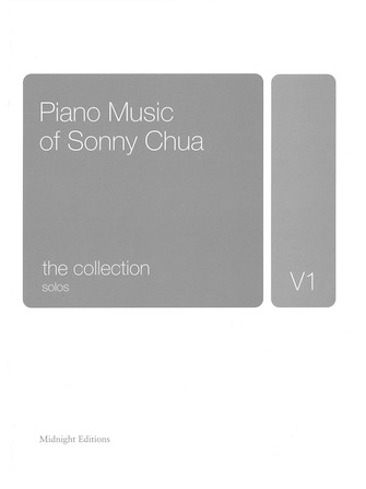 Product Cover for Piano Music of Sonny Chua – The Collection: Solos