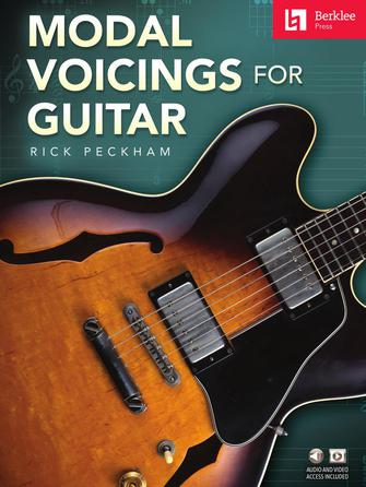 Product Cover for Modal Voicing Techniques for Guitar