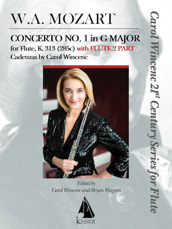 Product Cover for Concerto No. 1 in G Major for Flute, K. 313