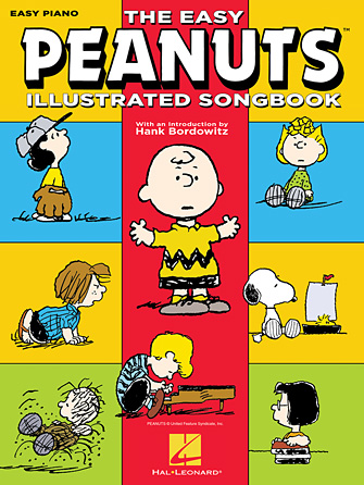 Product Cover for The Easy Peanuts Illustrated Songbook
