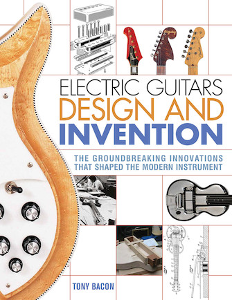 Product Cover for Electric Guitars Design and Invention