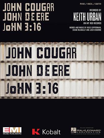 Product Cover for John Cougar, John Deere, John 3:16