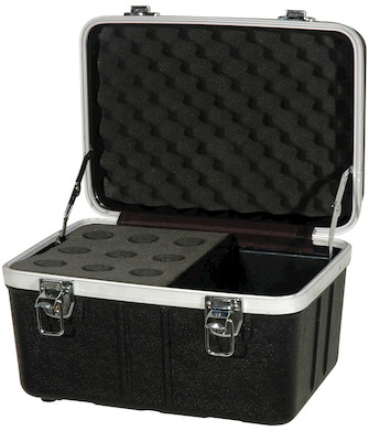Product Cover for ABS Series Mic Case – 9 Mics
