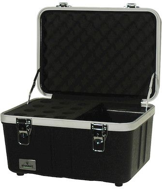 Product Cover for ABS Series Mic Case – 12 Mics