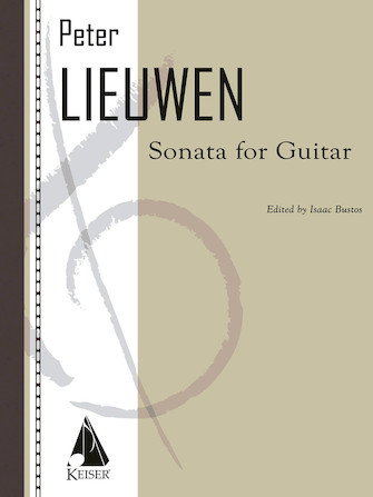 Product Cover for Sonata for Guitar
