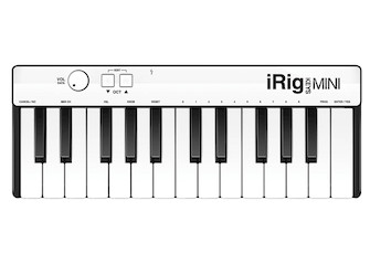 Product Cover for iRig® Keys MINI