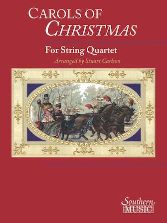 Product Cover for Carols of Christmas for String Quartet