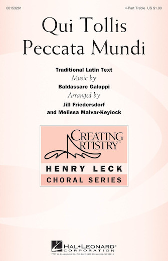Product Cover for Qui Tollis Peccata Mundi