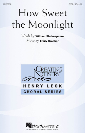 Product Cover for How Sweet the Moonlight