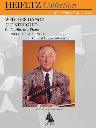 Product Cover for Witches Dance (le Streghe) Op. 8