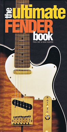 Product Cover for The Ultimate Fender Book