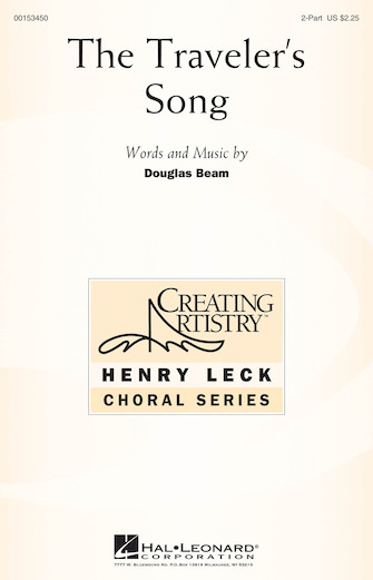 Product Cover for The Traveler's Song