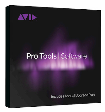 Product Cover for Pro Tools – Perpetual License Subscription with Updates and Support