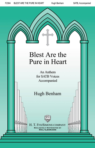 Product Cover for Blest Are the Pure in Heart