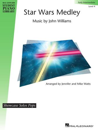 Product Cover for Star Wars Medley