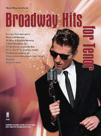 Product Cover for Broadway Hits for Tenor