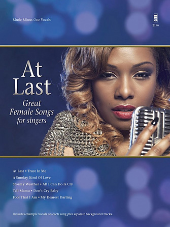 Product Cover for At Last