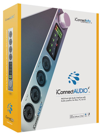 Product Cover for iConnect AUDIO4+
