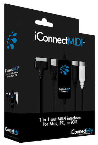 Product Cover for iConnect MIDI1