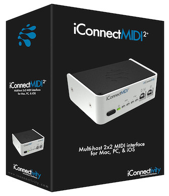 Product Cover for iConnect MIDI2+